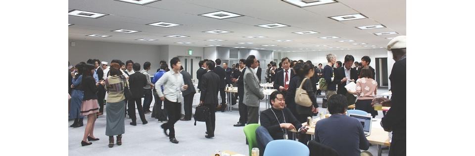 【日本語】コワーキングオフィスMONO1周年記念パーティー