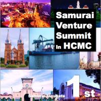 第1回Samurai Venture Summit in HCMC