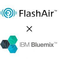 FlashAir × Bluemix アイデアソン