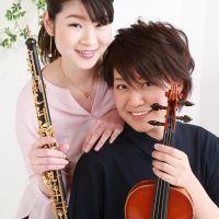 レーヴパピヨン ヴァイオリン&オーボエによる デュオコンサート